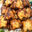 Grilled chicken — Stock Photo #46020657