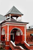Vysokopetrovsky Monastery — Stock Photo