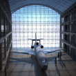 The   hangar. — Stock Photo