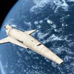 Spacecraft — Stock Photo #22519939