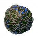 Model of the globe — Stock Photo #27036785