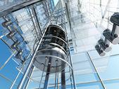 Výtah — Stock fotografie