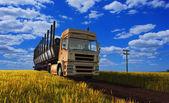 Truck — Stok fotoğraf