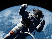 Astronauta — Zdjęcie stockowe