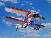 Sports plane — Stock Photo