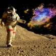 The astronaut — Stock Photo