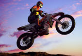 Motorcross — Stock Photo