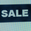 Stock Photo: Sale word and cursor
