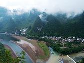 Nehir manzara — Stok fotoğraf