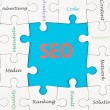 Stock Photo: SEO concept