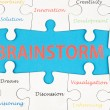 Brainstorm concept — Stock Photo #34871259