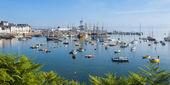 Námořní festival v bretani — Stock fotografie