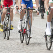 Stock Photo: Cycling professional race