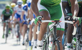 Cycling professional race — Stock Photo