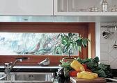 Detail of modern kitchen — Stock Photo