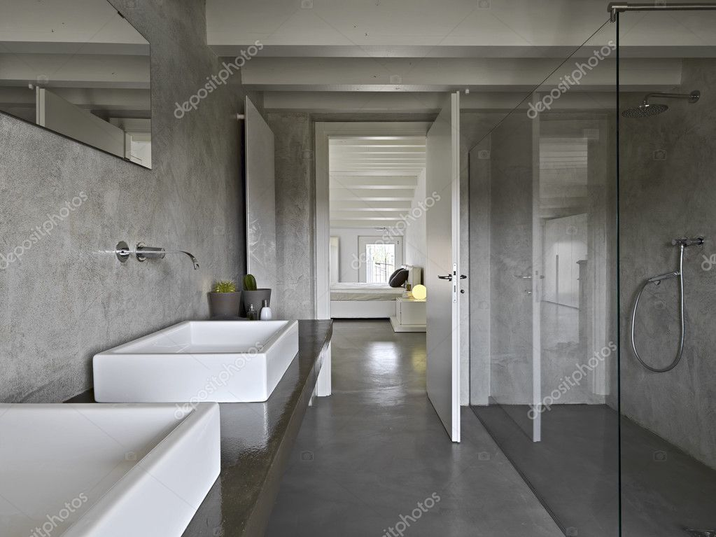 Bagno moderno — Foto Stock © aaphotograph #39565605