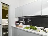 Detalle de cocina moderna — Foto de Stock