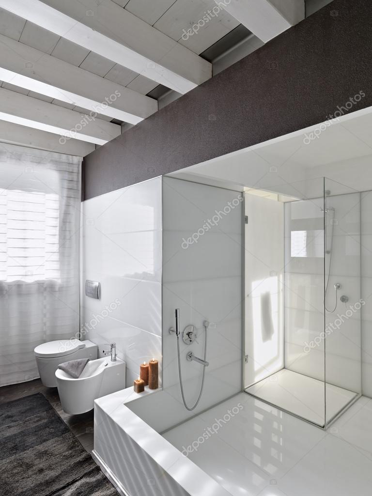 Bagno moderno — foto stock © aaphotograph #40478163