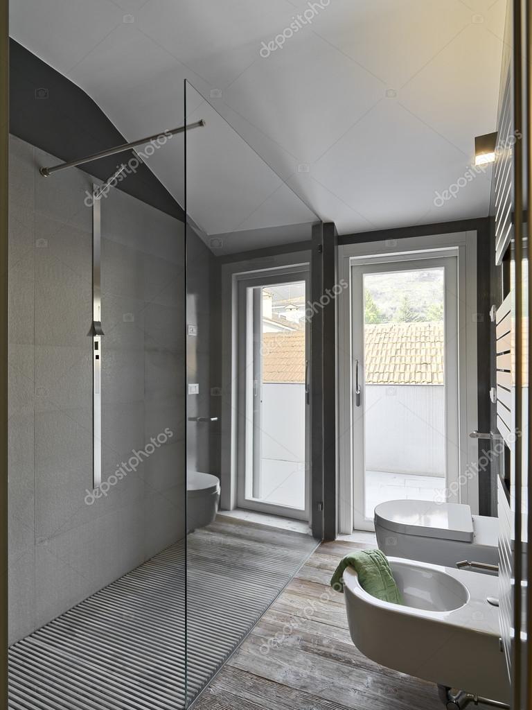 Modernt badrum — Stockfotografi © aaphotograph #49217061