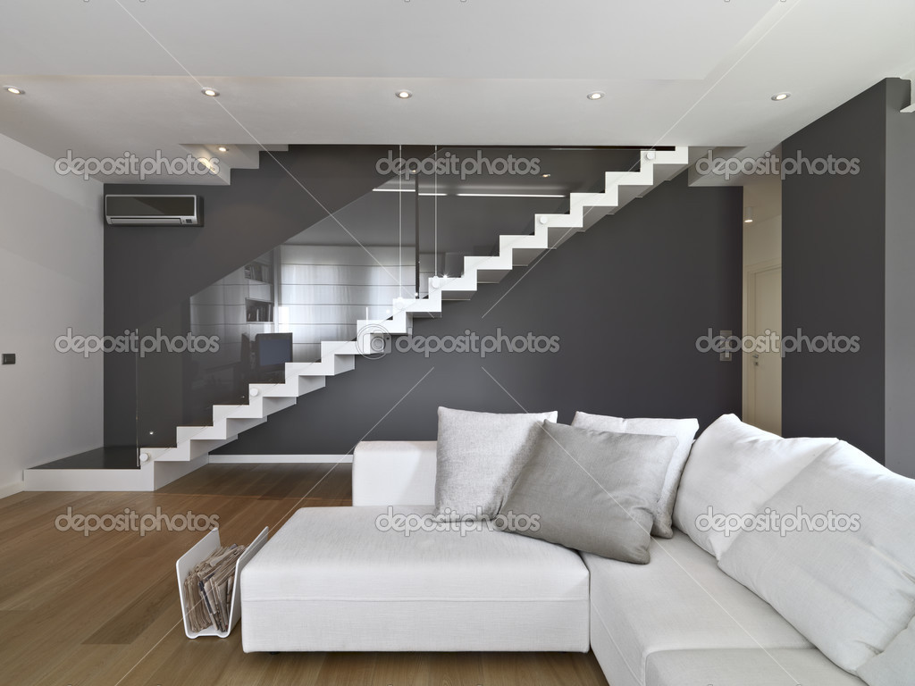 Salon moderne — photographie aaphotograph © #50997545