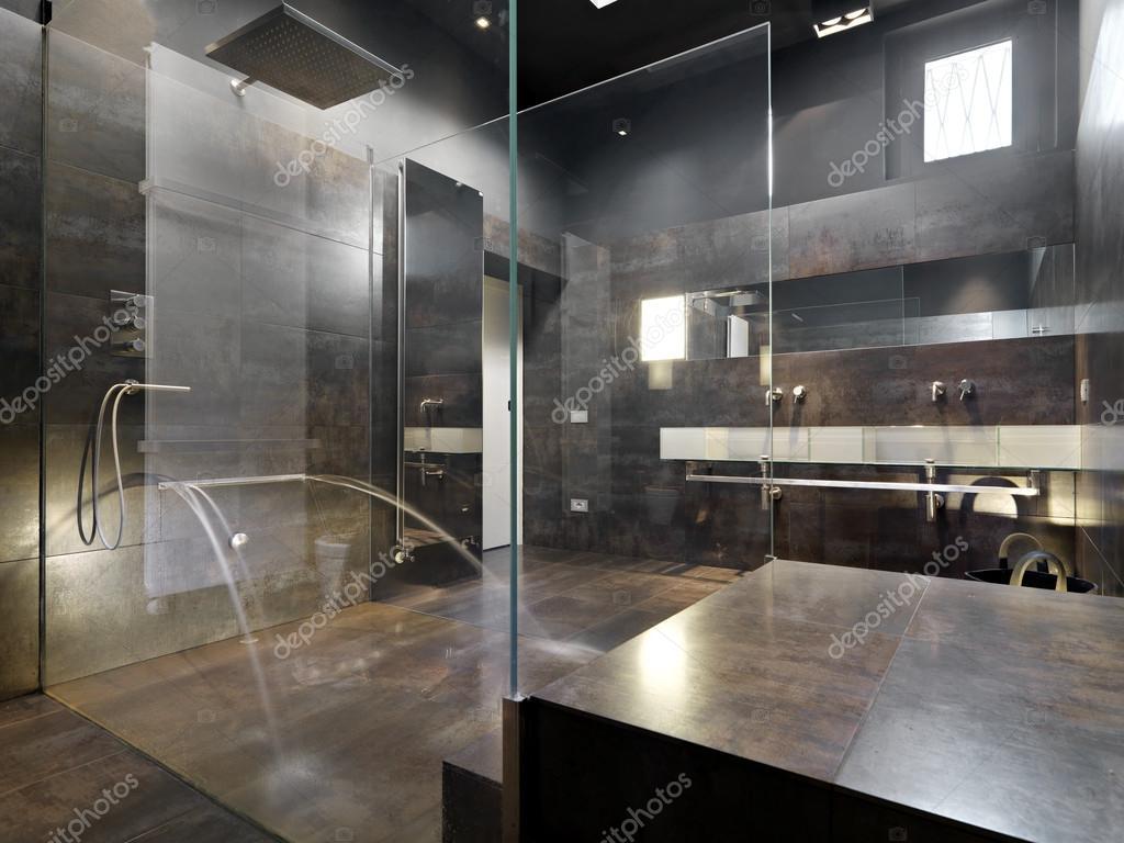 Moderno cuarto de baño — foto de stock © aaphotograph #51331523