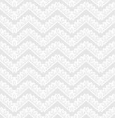 Lace seamless pattern with chevron — Stock Vector