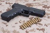 手枪 — 图库照片