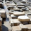 Ancient Jerusalem Graves - Stockfoto