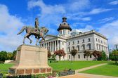 South carolina state house — Foto Stock