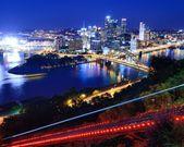 Pittsburgh Incline — Stock Photo