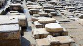 Ancient Jerusalem Graves — Stock Photo