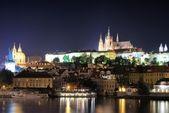 Prague Night — Stock Photo