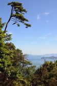Seto Inland Sea in Japan — Stock Photo