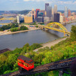 Pittsburgh Incline — Stock Photo