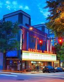 Georgia Theatre — Stock Photo
