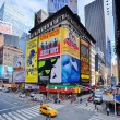 Times Square New York — Stock fotografie #13176218