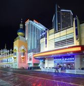 Atlantic city — Foto Stock