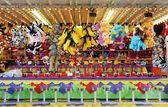 Jogos de carnaval — Foto Stock