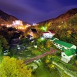 The Hot Springs resort town of Jozankei in the northern island of Hokkaido, Japan. — Stock Photo #14613175