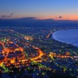 Hakodate, Japan View - Stock Photo