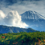 Постер, плакат: Mount Fuji