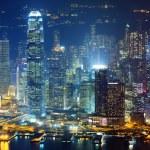 Hong Kong Cityscape — Stock Photo #14613301