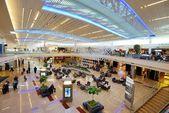 Mezinárodní letiště atlanta — Stock fotografie