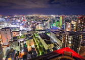 Sendai Japan Cityscape — Stock Photo