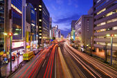 Hiroshima city — Stockfoto