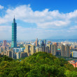 Taipei Skyline — Stock Photo #19057375