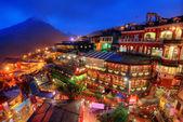 Taiwan-dorf — Stockfoto