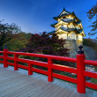 Stock Photo: Hirosaki Castle