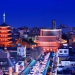 Asakusa — Foto Stock #21599207
