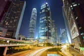 Hong Kong IFC — Stock Photo